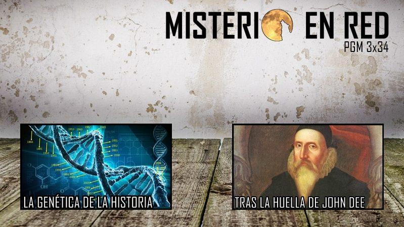Misterio en Red (3×34): Genética de la Historia – Tras las huellas de John Dee