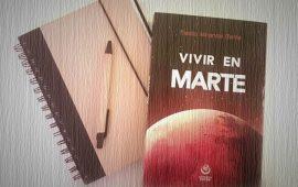 Entrevista a Eladio Miranda Batlle (Vivir en Marte – Editorial Odeon)