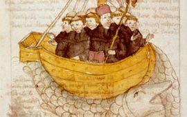 """San Brendán y la búsqueda de la """"Tierra Prometida a los santos"""": ¿pisó América o la Atlántida?"""
