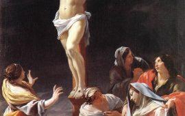La crucifixión y la muerte de Jesús: el drama del sacrificio del rey sagrado