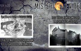 Misterio en Red (4×30): El falso nieto de Shliemann – Los vivos fantasmas de la fortaleza Colditz