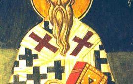 San Policarpo de Esmirna: el primer cristiano convertido en reliquia