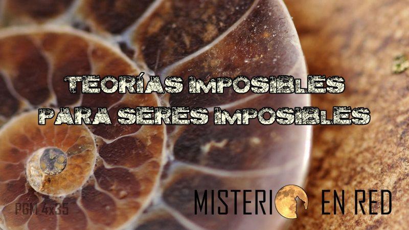 Misterio en Red (4×35): Teorías imposibles para seres imposibles
