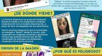 """El """"reto Momo"""": otro viral que puede conducir al suicidio"""