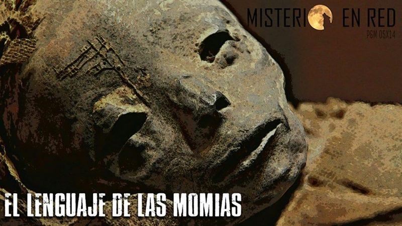 Misterio en Red (05×14): El lenguaje de las momias