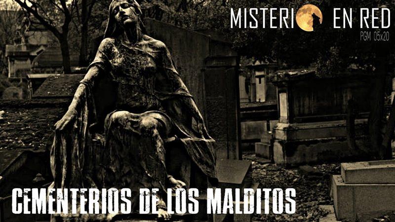 Misterio en Red (5×20): Cementerios de los malditos