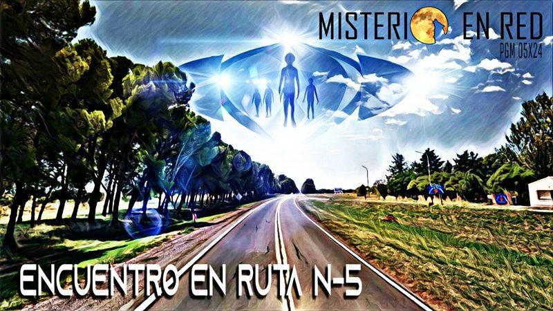 Misterio en Red (5×24): Encuentro en Ruta N-5