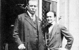 Arthur Conan Doyle contra Harry Houdini. ¿Hubo vencedor y vencido?