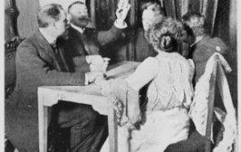 'La Sapio', Otero Acevedo y los cuencos con arcilla: entre el espiritismo, el sonambulismo y el engaño