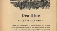 """The Cleve Cartmill affair"": Deadline y la bomba atómica en 1944"