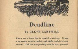 """The Cleve Cartmill affair"": Deadline y la bomba atómica en 1944"